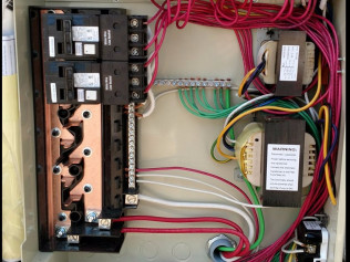 Pool and Spa Wiring